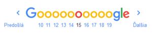 stranky vyhladavania google