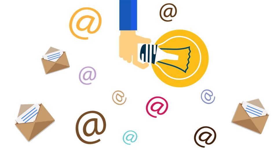 6 jednoduchých spôsobov ako získať emailové adresy