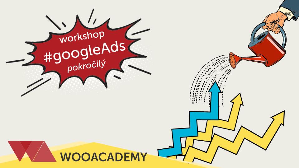 Workshop Google Ads pre pokročilých