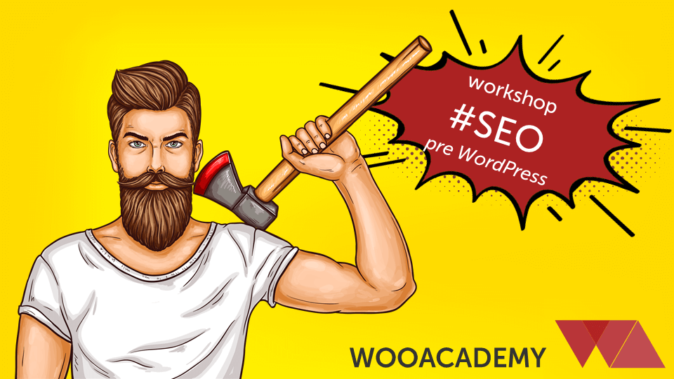 workshop SEO pre WordPress bratislava