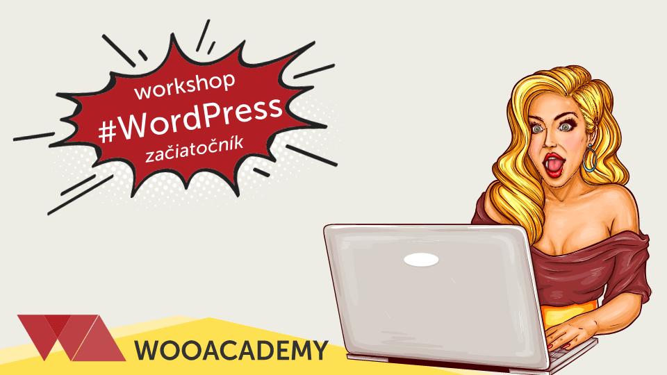 workshop wordpress zaciatocnik bratislava