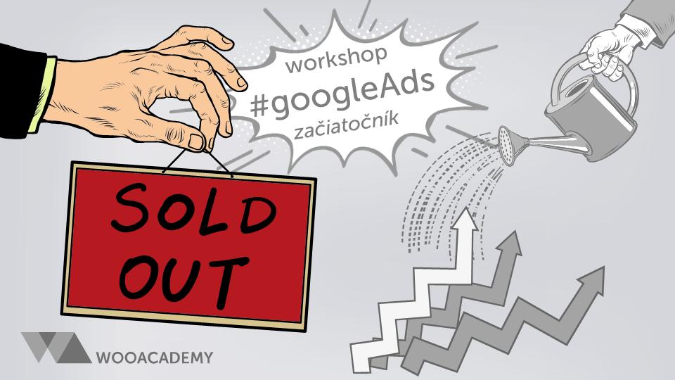 google ads workshop svetlana durčáková Bratislava