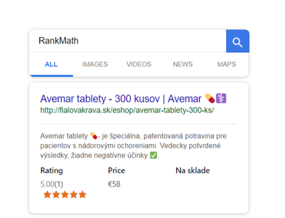 rich snippet rank math seo plugin