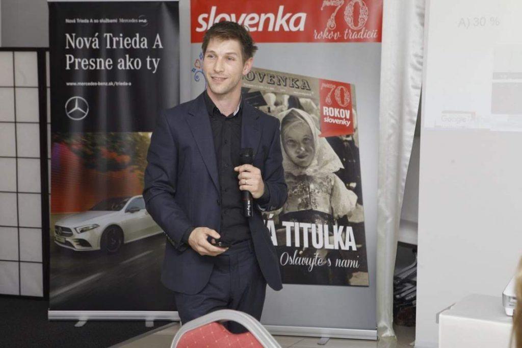 seo špecialista milan Fraňo slovenka klub