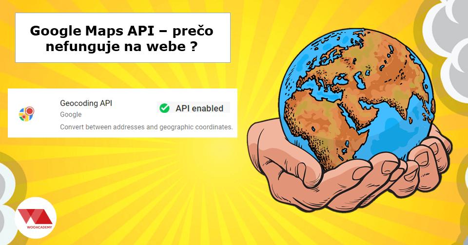 Google Maps API nefunguje (Themify)