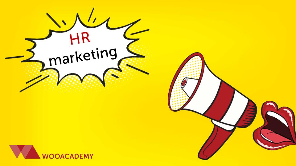 HR marketing a Employer branding
