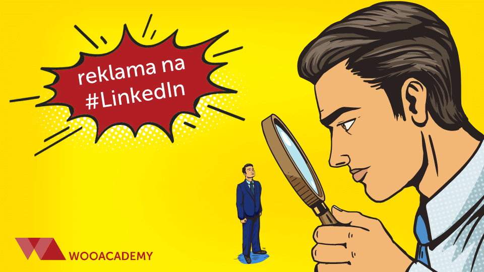 Reklama na LinkedIn