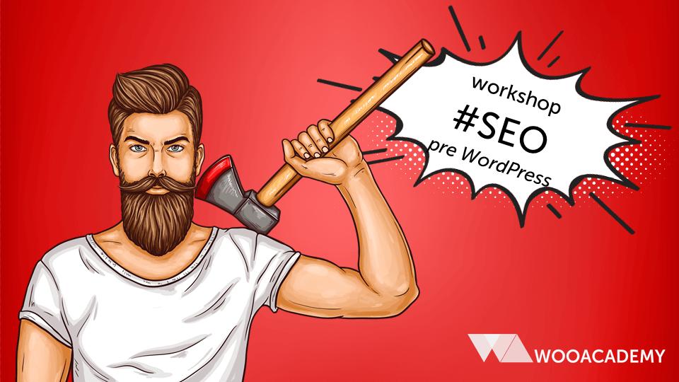 Individuálny workshop – SEO pre WordPress