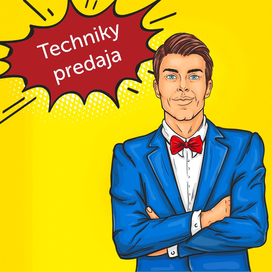 Techniky priameho predaja