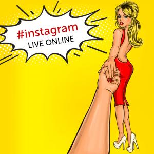 instagram online školenie