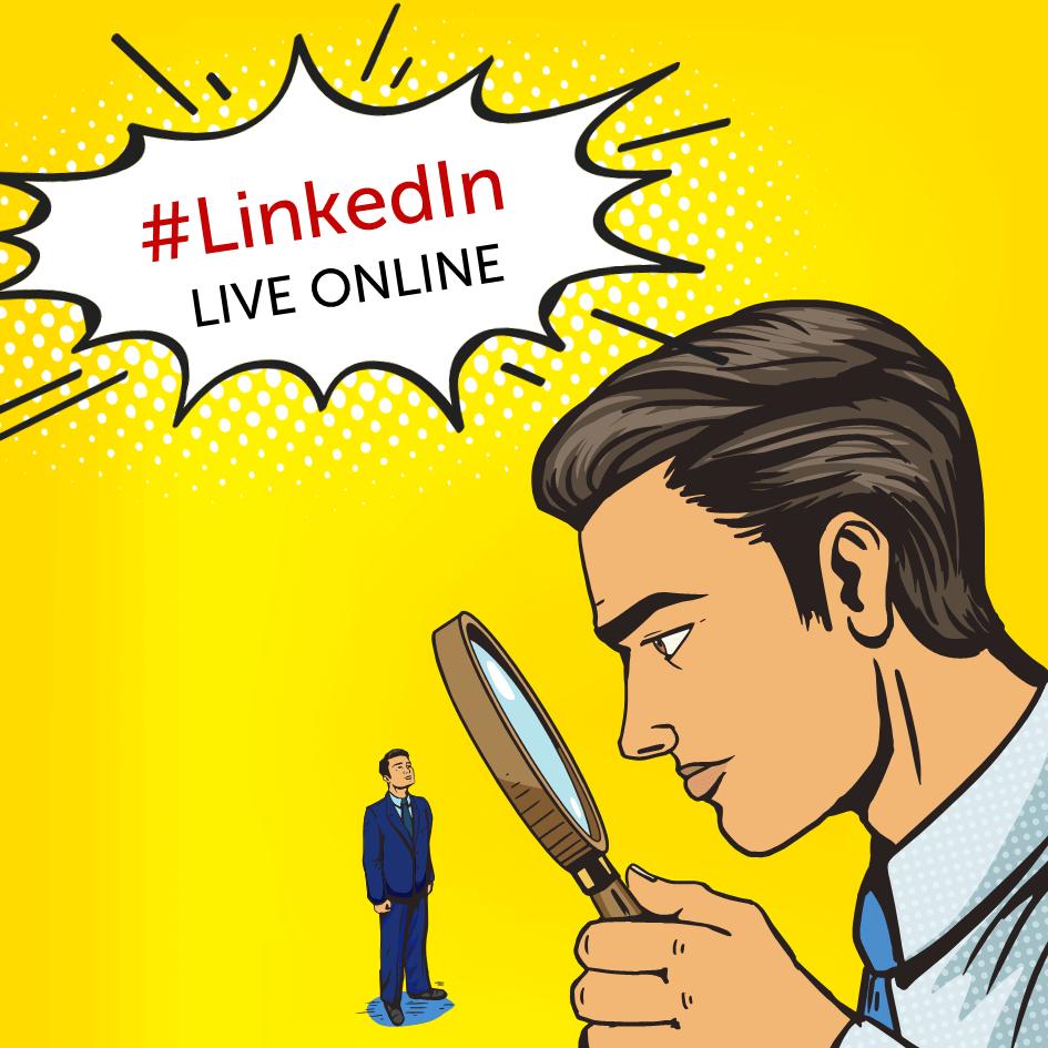 Online školenie LinkedIn 💼🎯