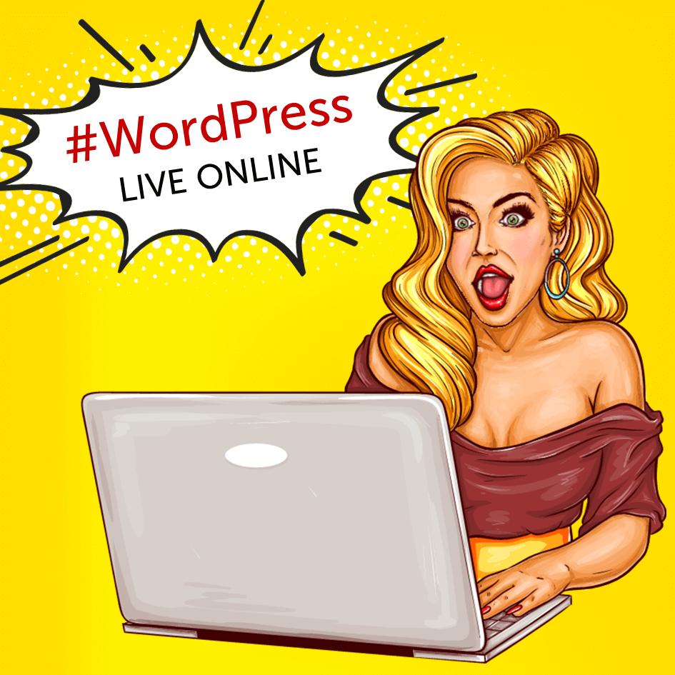 Online školenie tvorba webu / eshopu - WordPress / WooCommerce