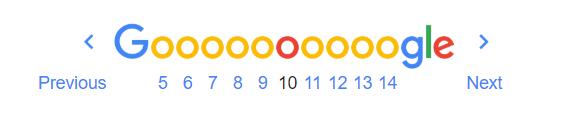 Pozícia stránky vyhľadávania Google.