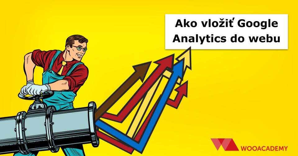 Ako pridať Google Analytics do WordPress stránky