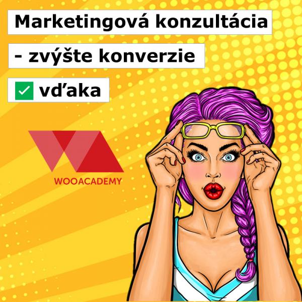 marketingová konzultácia