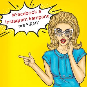 Firemné školenie - Facebook a Instagram kampane