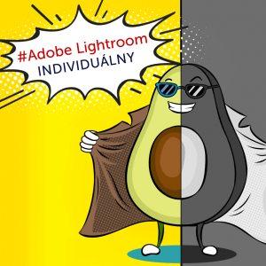 Individuálne školenie Adobe Lightroom