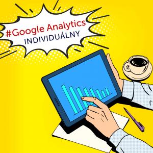Individuálne školenie Google Analytics