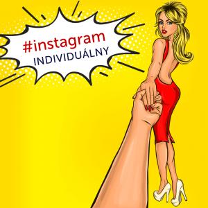 Individuálne školenie Instagram pre začiatočníkov