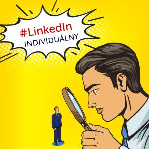 Individuálne školenie reklama na LinkedIn