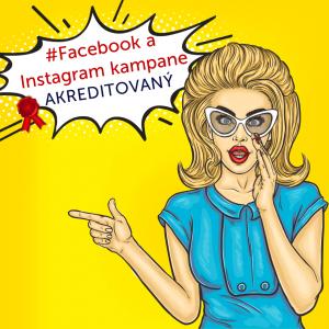 Facebook a Instagram marketing – správa kampaní