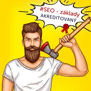SEO – optimalizácia pre vyhľadávače I. – základy (akreditovaný)