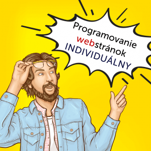 Online / osobné školenie programovanie webových stránok (HTML + CSS)
