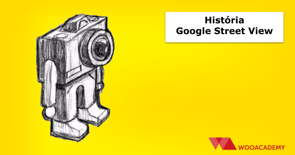 História Google Street View
