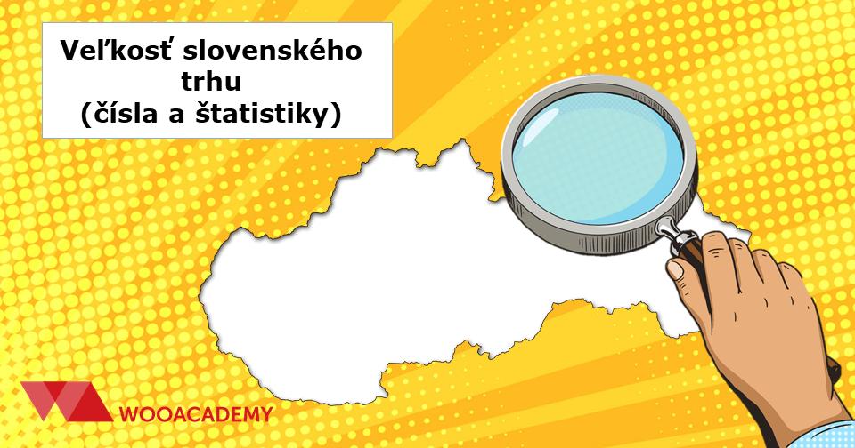 Veľkosť publika na Slovensku