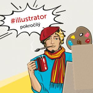 Adobe Illustrator - stredne pokročilý