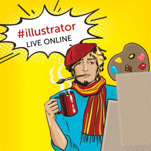Online školenie Adobe Illustrator