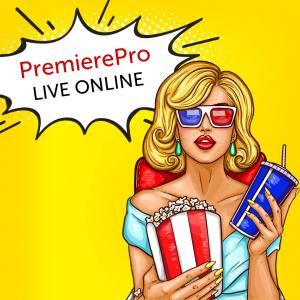 Online školenie Adobe Premiere Pro