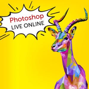 Online školenie Adobe Photoshop